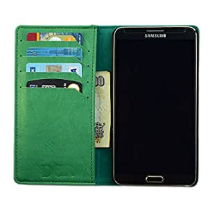 DSR PU Leather Flip Case Cover For Sony Xperia ion