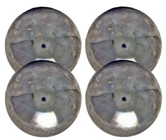 1 1/4 inch Diameter Chrome Steel Bearing Balls G24:Pack (4)