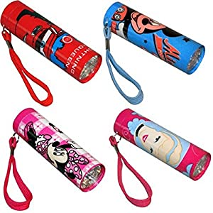 Taschenlampen *Disney* im Display mit 24 Stück  Kundenbewertungen