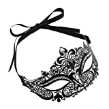 Regal Metal Venetian Eye Mask