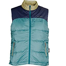 FlyLow Gear Larry Down Vest - Men\'s Moss/Night/Fatigue, XL