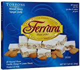 Ferrara Traditional Italian Torrone 7.62 oz (180g) 18 pieces
