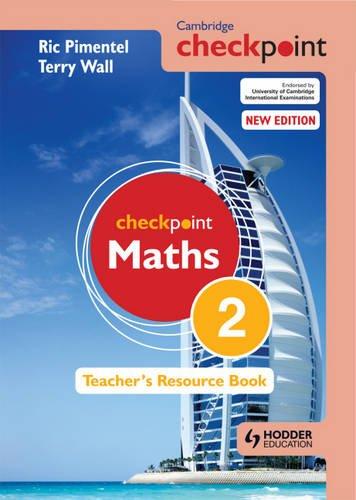 Cambridge Checkpoint Maths: Teacher's Resource Book 2