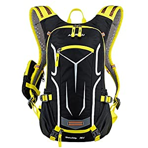 Lixada サイクリング 18L バックパック 超軽量 アウトドアスポーツバッグ