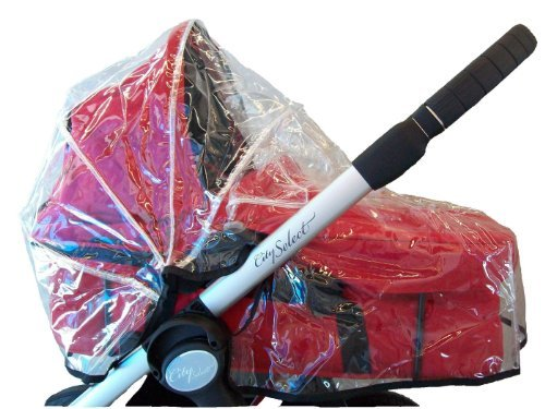 Baby Jogger Rain Canopy - City Select Bassinet Stroller Accessory front-894382