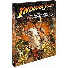 Indiana jones et les aventuriers de l'arche perdue - Steven Spielberg