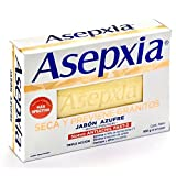 Asepxia Azufre: Active Ingridient Disintoxicates Attacks Imperfections Soap 100g