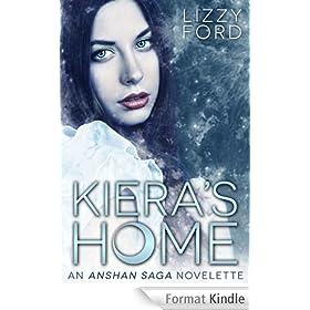 Kiera's Home (#1.5, Anshan Saga) (English Edition)