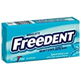 Wrigleys Freedent Spearmint 12ct