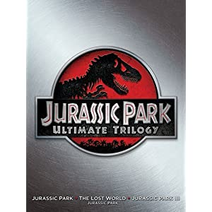 Jurassic Park Ultimate Trilogy on DVD