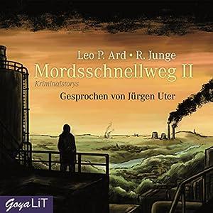 Mordsschnellweg II Hörbuch