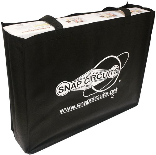 Snap Circuits Shopping Tote Bag