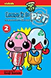 Kenji Sonishi Leave It to Pet!, Vol. 2: The Misadventures of a Recycled Super Robot