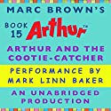 Arthur and the Cootie Catcher Audiobook by Marc Brown Narrated by Mark Linn-Baker