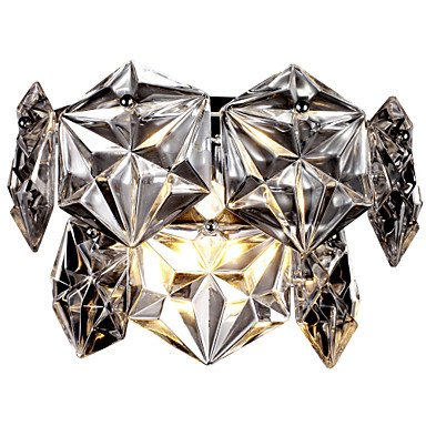 Design moderne cristal exclusif Wall Light Single Light
