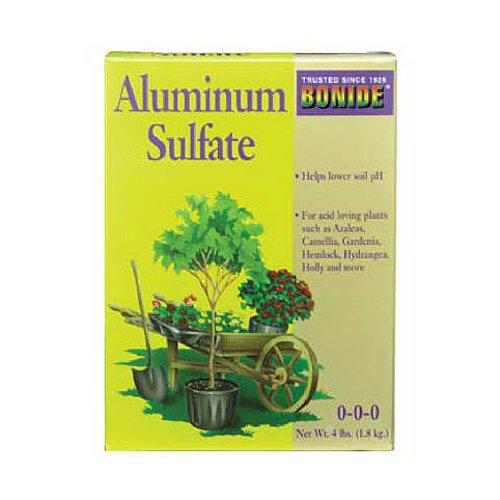 Bonide 705 Aluminum Sulfate 4 Pound 037321007050
