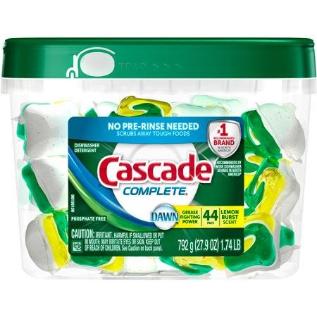 Cascade Complete Lemon Burst Scent Dishwasher Detergent Action Pacs, 44 Count writing for immortality – women and the emergence of high literary culture in america