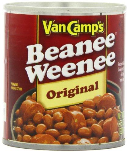 Van Camp'S Beanee Weenees, 7.75-Ounce Units (Pack Of 24)
