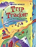 img - for Trip Tracker: The Terrific Take-it-with-you Travel Journal (Rand McNally) book / textbook / text book