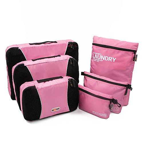 nextour-6-pc-set-imballaggio-organizzatori-3-cubi-di-imballaggio-e-digitale-accessori-pouch-toiletry