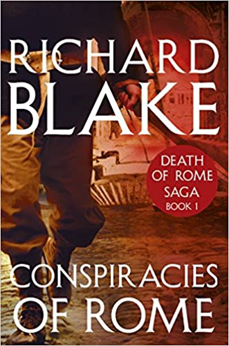 Conspiracies of Rome (Aelric 1)
