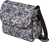 The Bumble Collection Amber Tote Diaper Bag, Lace Floral