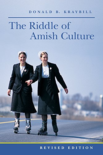 The Riddle of Amish Culture (Center Books in Anabaptist...