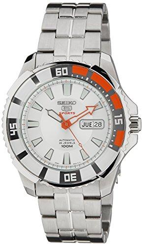 Seiko-5-Sports-SRP201-Orologio-da-polso-Uomo