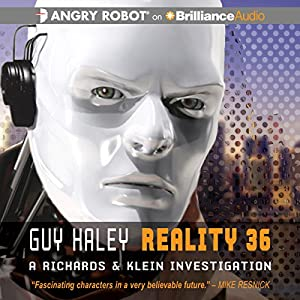 Reality 36 Hörbuch