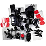 Generic Accessory Kit for GoPro HERO3+,GoPro HERO3,GoPro HERO2 and GoPro HERO Cameras