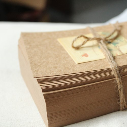 mooks-diy-single-side-blank-postcards-350g-kraft-paper-350g-white-paper-320g-card-paper-custom-made-