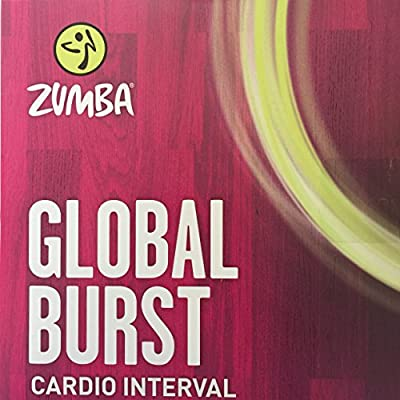 Zumba Fitness Global Burst: Cardio Interval DVD