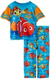 AME Sleepwear Boys 2-7 Nemo Squirt Best Pals Pajama Set