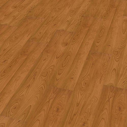 elesgo laminat kirsche 2 stab superglanz floor von hdm bei. Black Bedroom Furniture Sets. Home Design Ideas