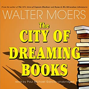 The City of Dreaming Books Audiobook