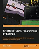 img - for Android Game Programming by Example book / textbook / text book
