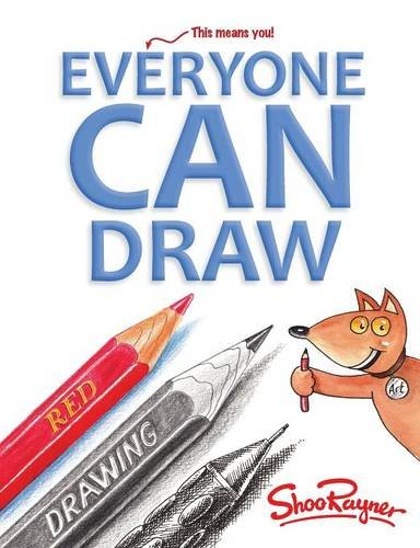Everyone Can Draw, by Shoo Rayner