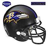 UPC 843767000025 product image for Fathead Baltimore Ravens Helmet Wall Decal | upcitemdb.com