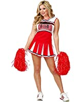 Charades Women's Adult Glee Club Two Piece Costume Set