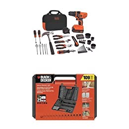 Black & Decker Project Kit