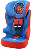 Marvel Racer SP Graphic 102-120-720 Child's Car Seat with Spider-Man Design, 9-36 kg, ECE Group 1 / 2 / 3