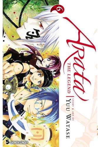 Arata: The Legend Volume 6