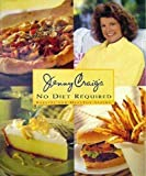 Jenny Craig's No Diet Required (Recipes for Healthy Living) published by Oxmoor House (1998) [Paperback]