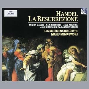 Handel: La Resurrezione / Minkowski