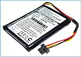950mAh Battery For TomTom One 125, One 130, One 130S