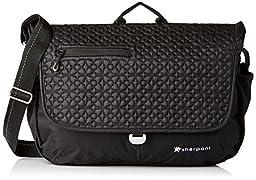 Sherpani Verve Messenger Bag Messenger Bag Black