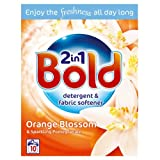 Bold 2In1 Powder Orange Blossom & Sparkling Pomegranate 10 Washes (Pack of 8)