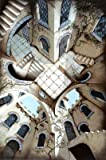 The Courtyard - Fantasy Poster (Size: 24'' x 36'') Poster Print by Irvine Peacock, 24x36