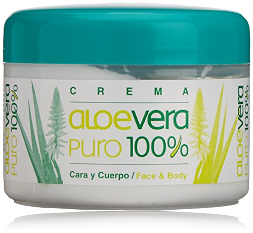 bionat Urali Canarias Aloe Vera puro 100% body/Face crema 250ml