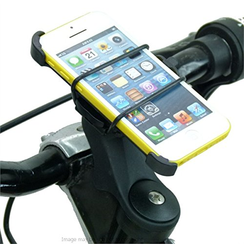 Dedicated Bicycle Bike Head Stem Mount Holder For Apple Iphone 5C front-58093